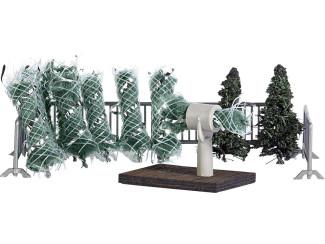 Busch H0 1182 Kerstbomen verkoop - Modeltreinshop