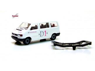 Herpa H0 041720 VW Caravelle Telecom - Modeltreinshop