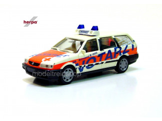 Herpa H0 042628 VW Passat Variant CL (nue) Notarzt - Modeltreinshop