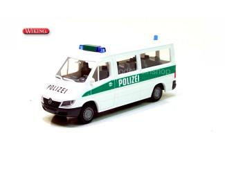 Wiking H0 1041225 Mercedes Benz Sprinter Polizei - Modeltreinshop