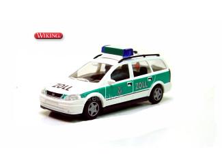 Wiking H0 1041529 Opel Astra Caravan Zoll - Modeltreinshop