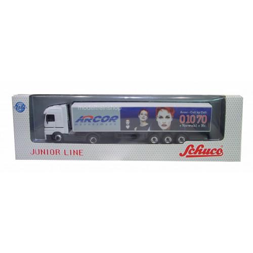 Schuco Junior Line H0 22401 Vrachtwagen - Arcor Mannesmann - Modeltreinshop