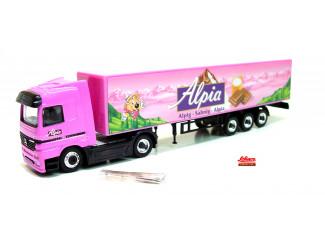 Schuco Junior Line H0 22433 Vrachtwagen - Alpia - Modeltreinshop