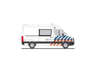 Rietze H0 53129 VW Crafter Politie (NL) - Modeltreinshop