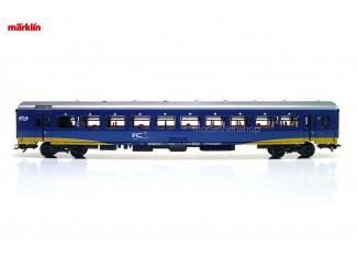 Marklin H0 42641 Intercity Rijtuig van de NS 1ste klas IC - Modeltreinshop