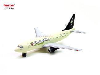 Herpa 512367 Pharaoh Airlines Boeing 737-200 - Modeltreinshop