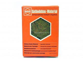 Busch 7114 Midden herfst Groen Fiber Strooi Gras 20 gram - Modeltreinshop