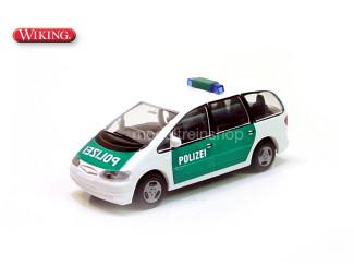 Wiking H0 1040727 Ford Galaxy Polizei - Modeltreinshop