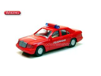 Wiking H0 1540216 Mercedes Benz 320TE Feuerwehr - Modeltreinshop