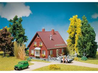 Faller HO 130216 Baksteenhuis - Klinkerhuis - Modeltreinshop