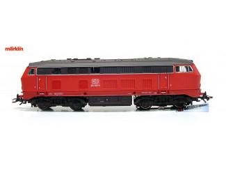 Marklin H0 29060 Diesellocomotief BR 216 Digitaal - Modeltreinshop