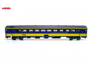 Marklin H0 42653 Inter-City-rijtuig NS Salonrijtuig ICR-B10 2de klasse - Modeltreinshop