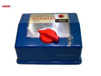 Marklin 6177 / 6117 Transformator 16volt 30Va - Modeltreinshop
