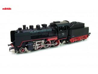 Marklin H0 3003 V2 Stoom Locomotief BR 24 met Tender - Modeltreinshop