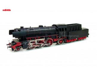 Marklin H0 3005 V4 Stoom Locomotief BR 23 met Tender - Modeltreinshop