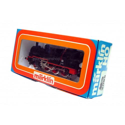Marklin H0 3095 V4 Stoom Locomotief BR 74 - Modeltreinshop