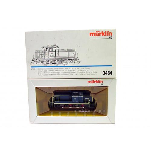 Marklin H0 3464 Rangeerlokomotief BR 361 - Modeltreinshop