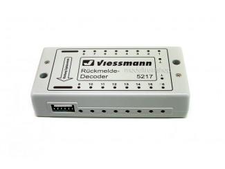 Viessmann 5217 Terugmelddecoder - Modeltreinshop