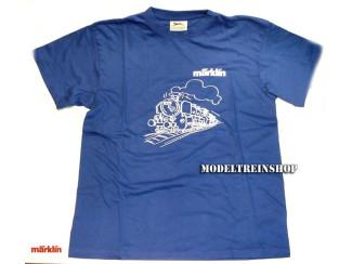 Marklin 12992 T-Shirt Blauw