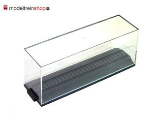 HO Display van Plexiglas 194mm - Modeltreinshop