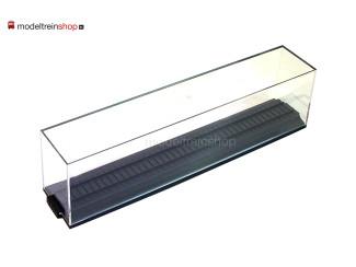 HO Display van Plexiglas 300mm- Modeltreinshop