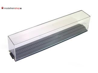 HO Display van Plexiglas 350mm - Modeltreinshop