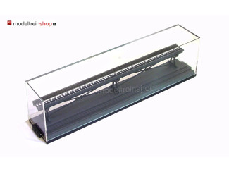 N Display van Plexiglas 300mm - Modeltreinshop