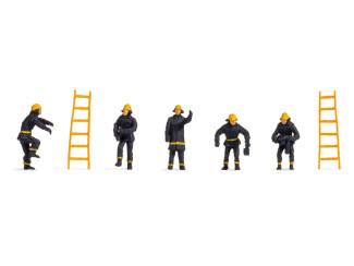 Noch H0 18001 Brandweer mannen - Modeltreinshop