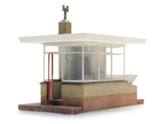 Artitec H0 10.395 Overweg Wachtpost W32 - Modeltreinshop