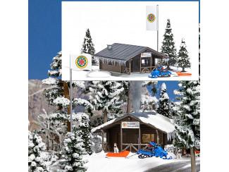 Busch H0 1086 Bergwacht - Modeltreinshop