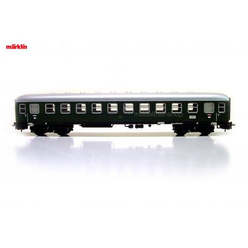 Marklin H0 4022 V3 Reizigersrijtuig B4ümg / Büm 232 - Modeltreinshop