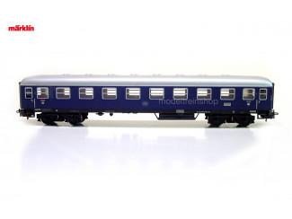 Marklin H0 4027 V2 Reizigersrijtuig A4ümg - Modeltreinshop