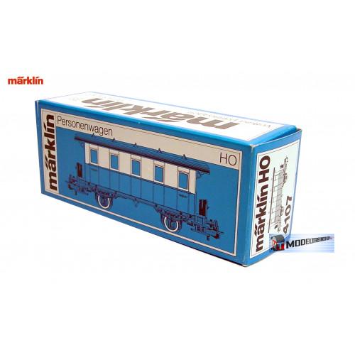 Marklin H0 4107 V1 Reizigers Rijtuig Bi / Ci - Modeltreinshop