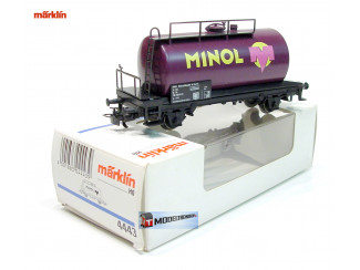 Marklin H0 4443 A2 Ketel Wagen Minol- Modeltreinshop