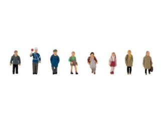 Faller H0 151622 Kinderen op weg naar school - Modeltreinshop