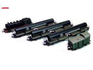 Marklin H0 2854 Mannesmann-Röhren Treinset - Modeltreinshop