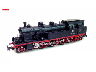 Marklin H0 3106 V2 Stoom Locomotief BR 78 - Modeltreinshop