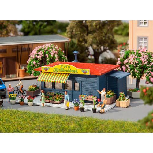 Faller HO 130560 Bloemenwinkel - Modeltreinshop