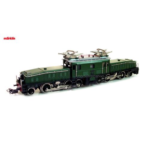 Marklin H0 3015 V10 Electrische Locomotief Krokodil Ce 6/8 SSB - Modeltreinshop