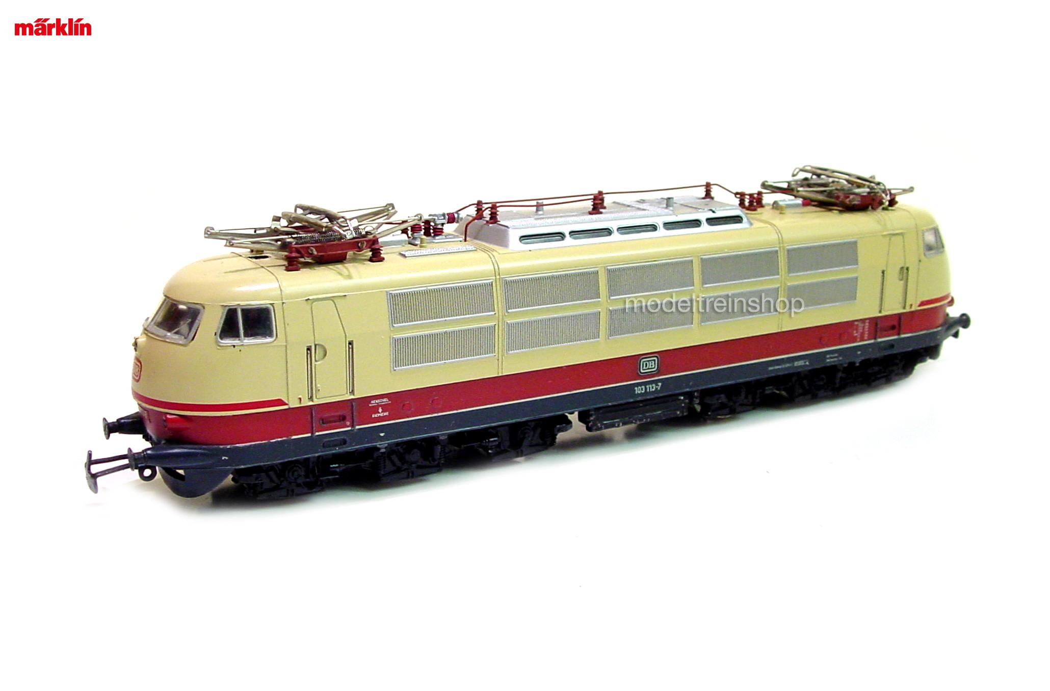 Marklin H0 3053 V4 Electrische Locomotief BR E 03 / BR 103 - Modeltreinshop
