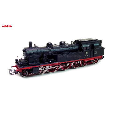 Marklin H0 3106 Stoom Locomotief BR 78 - Dummy - Modeltreinshop