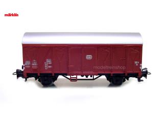 Marklin H0 4410 V1 Gesloten Goederenwagen - Modeltreinshop