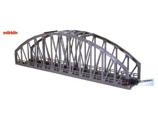 Marklin H0 7263 Boog brug voor M en K rail