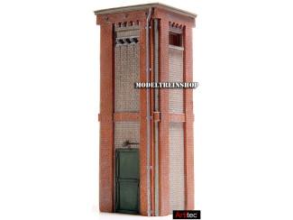 Artitec H0 10.169 Trafohuisje bouwpakket uit resin, ongeverfd - Modeltreinshop