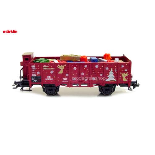 Marklin H0 48418 Kerstwagen 2018 - Modeltreinshop